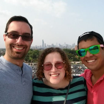 Chicago: Alex, Kevin & Palak